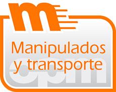 Manipulados y transporte